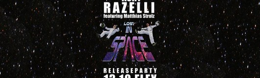 Kurt Razelli featuring Matthias Strolz - Lost in Space am 13.10.2018 @ Flex
