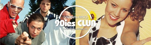 90ies Club mit HIPHOP.floor / Jiggy Special am 23.02.2019 @ The Loft