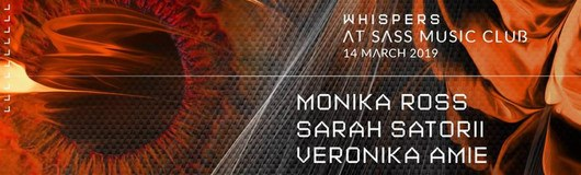 Whispers am 14.03.2019 @ Sass Club