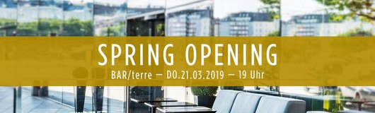 Spring Opening am 21.03.2019 @  SO/ VIENNA