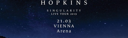 Jon Hopkins Live | TURBO // Arena am 21.03.2019 @ Arena Wien
