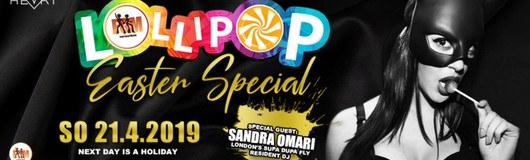 Lollipop Easter Special am 21.04.2019 @ Heart Club