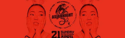 ASIANNIGHT BunnyParty - So 21.04. im U4 - Next day is a holiday! am 21.04.2019 @ U4