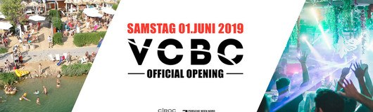 VCBC ★ Official Opening 2019 ★ am 01.06.2019 @ Vienna City Beach Club