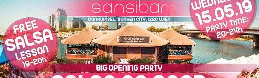 BIG Opening SALSA Party on Sansibar by Billie's Studio am 22.05.2019 @ Sansibar
