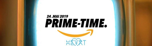 PRIME-TIME. am 24.05.2019 @ Heart Club
