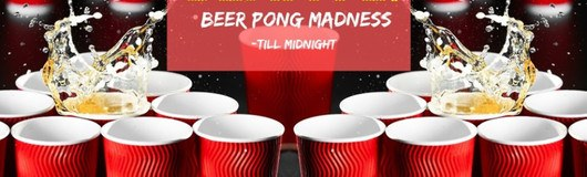 Behave! Beer-Pong Madness am 25.05.2019 @ U4