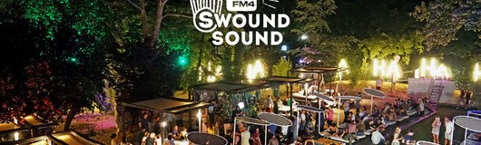 FM4 Swound Sound Summer Rec. am 14.08.2019 @ Pratersauna