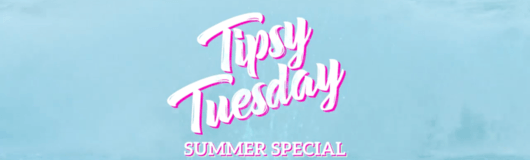 Tipsy Tuesday 13.08.2019 | Summer Special am 13.08.2019 @ Club Schwarzenberg