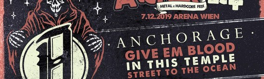 Anchorfest 2019 am 07.12.2019 @ Arena Wien