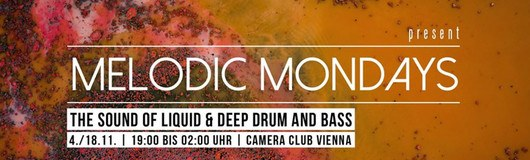 "The Liquid Collective & friends present ""Melodic Mondays"" am 02.12.2019 @ Camera Club"