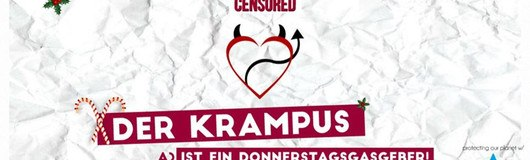 CENSORED | Das Krampus Special! am 05.12.2019 @ Babenberger Passage