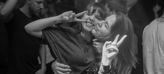 Foto von ASIANNIGHT - Black and White am 18.05.2018 (Säulenhalle)