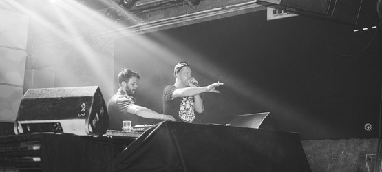 Foto von MIND THE GAP pres. Flexout Audio w/ Kyrist, Arkaik, Bassi, Sense am 24.08.2018 (Fluc Wanne)