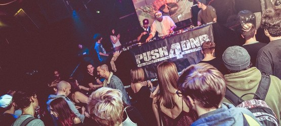 Foto von Push 4 Dnb & Shake it and Break it pres.: Cause4Concern (UK) am 16.11.2018 (Fluc + Fluc Wanne)