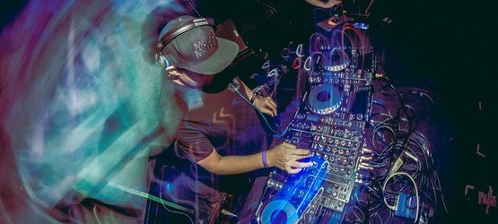 Foto von THE HIVE presents S.P.Y, Upgrade & Stamina MC am 12.01.2019 (Flex)