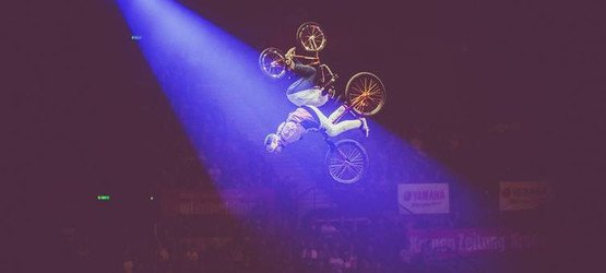 Foto von Masters of Dirt Total Freestyle Tour: Wien am 16.03.2019 (Stadthalle Wien)