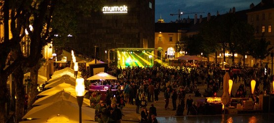 Foto von Electric Spring 2019 am 25.04.2019 (Museumsquartier)