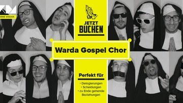 Warda Gospel Choir - Oh Happy Day