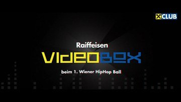 Raiffeisen | Video Box - Hip Hop Ball 2016
