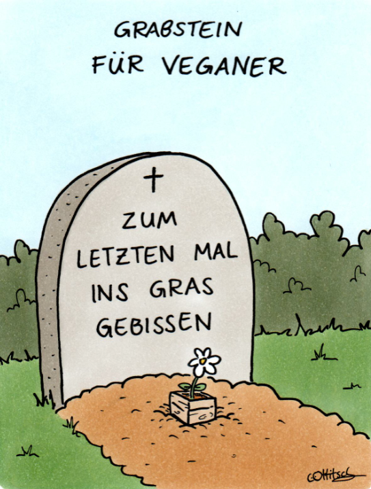 Veganer mit Wurstfingern - warda.at