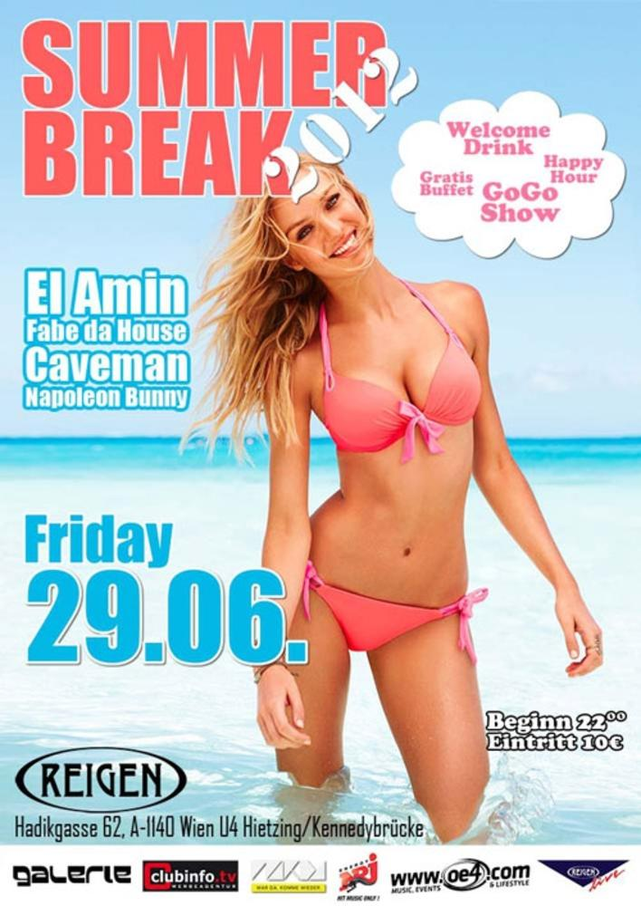 SUMMER BREAK 2012am 29.06.2012 @ Reigen