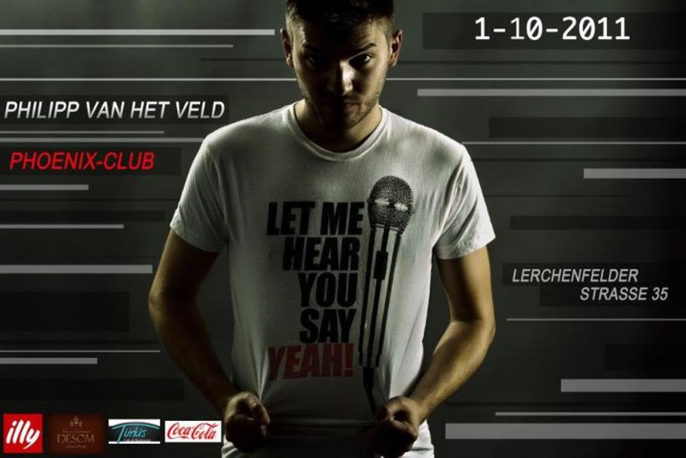 LET ME HEAR YOU SAY YEAH! @ PHOENIX CLUB am 01.10.2011 @ City Club Vienna