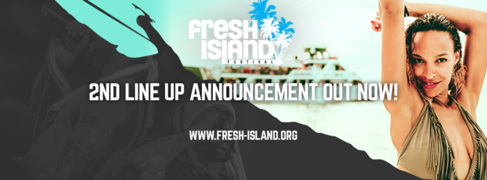 Fresh Island Festival 2015 am 15.07.2015 @ Zrce Beach, Island of Pag, Novalja