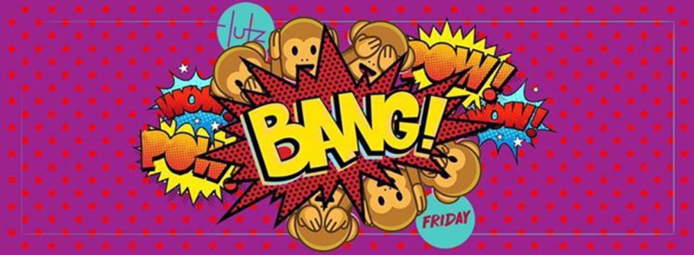 BANG - The Neeew Friday - Beerpong Special. am 13.01.2017 @ Lutz - Der Club