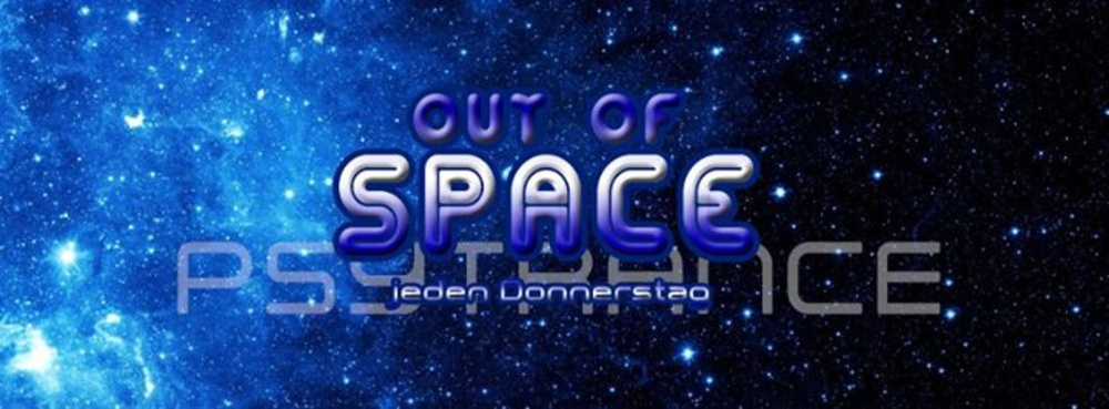 Out Of Space Psytrance Club  am 12.01.2017 @ Weberknecht