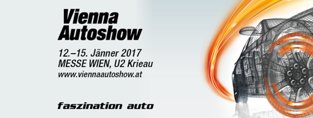 Vienna Autoshow 2017 am 12.01.2017 @ Messe Wien