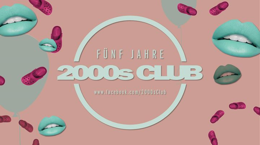 5 Jahre 2000s Club! am 02.12.2017 @ The Loft