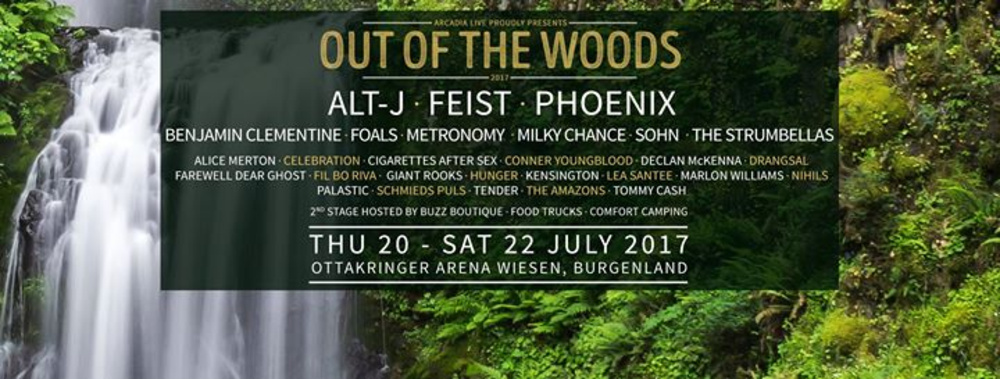 Out Of The Woods 2017 am 20.07.2017 @ Ottakringer Arena Wiesen