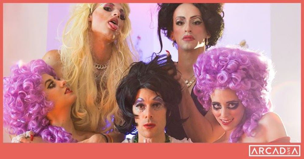 Of Montreal (US) • Wien am 18.07.2017 @ Fluc Wanne