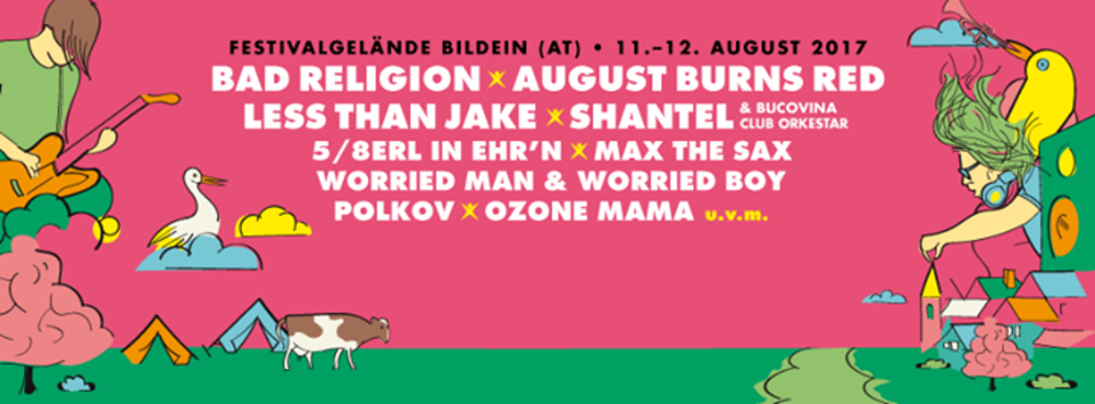 18. picture on festival 2017 am 11.08.2017 @ Festivalgelände Bildein
