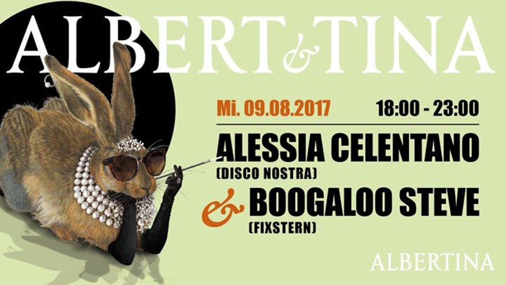 Albert & Tina #9 am 09.08.2017 @ Albertina Museum