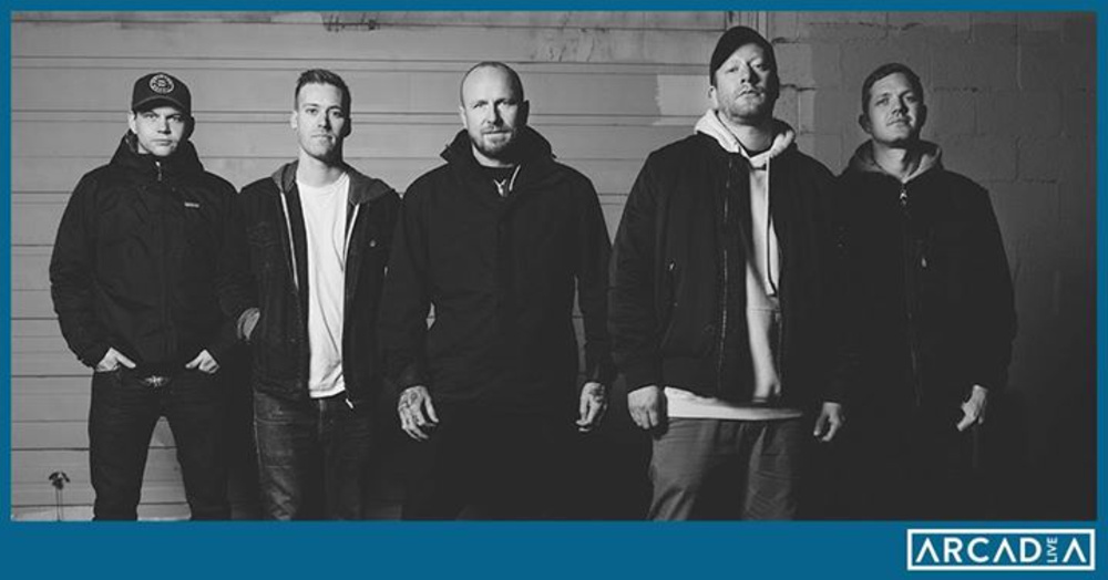 Comeback Kid (CA) • Wien am 01.12.2017 @ Flex