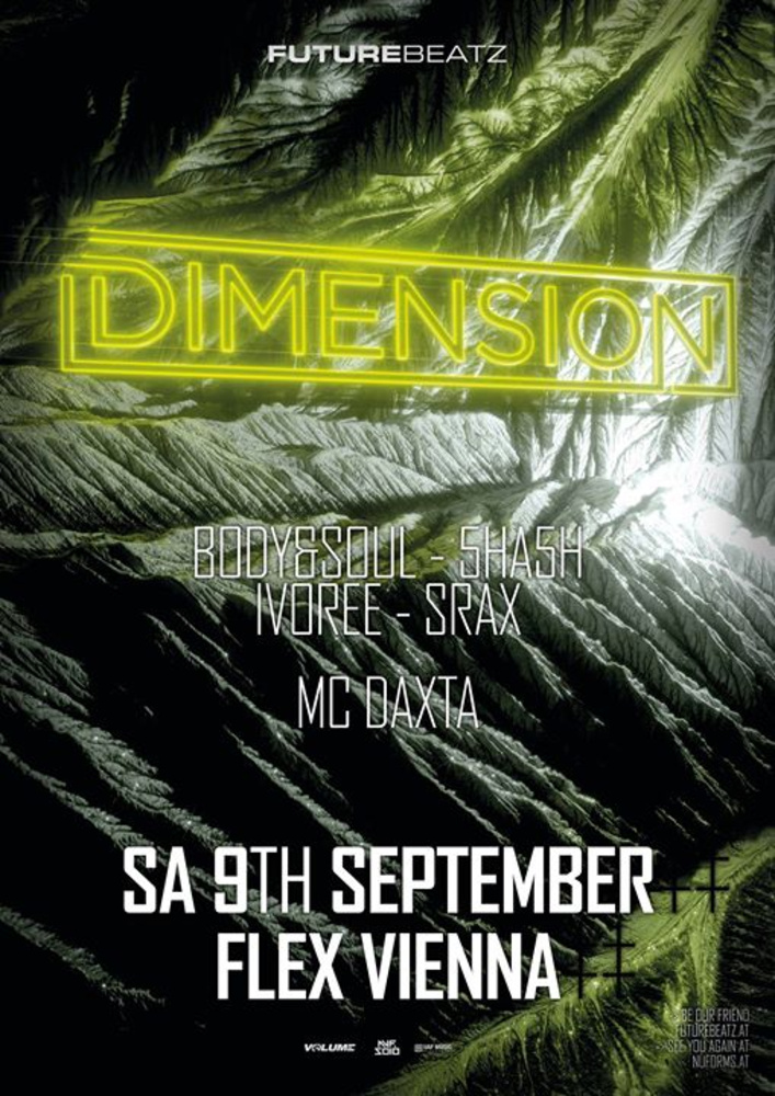 FUTURE BEATZ pres.: Dimension am 09.09.2017 @ Flex