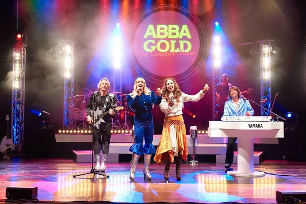ABBA Gold - The Concert Show - Wien am 12.03.2018 @ Stadthalle Wien