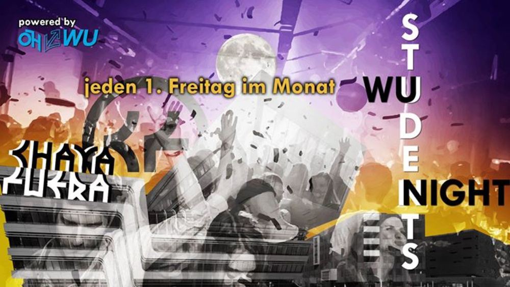 WU Students Night - Erstsemestrigen Kick-Off am 06.10.2017 @ Chaya Fuera