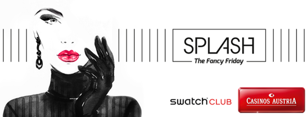 Splash- The Fancy Friday // Rnb, Hip-Hop & House am 13.10.2017 @ Passage