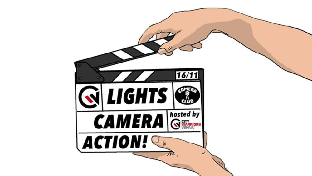 Lights, Camera, Action! am 16.11.2017 @ Camera Club
