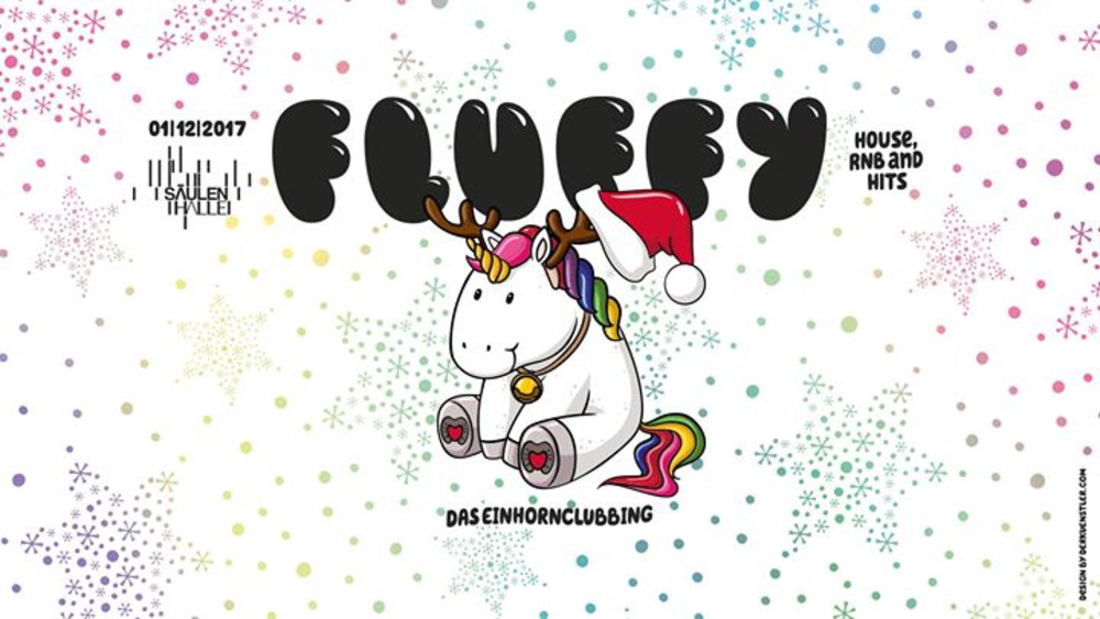 Fluffy - Christmas Special am 01.12.2017 @ Säulenhalle