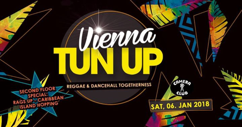 Vienna TUN UP meets Rags Up am 06.01.2018 @ Camera Club