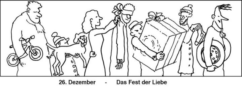 Tuesday4Club - Fest der Liebe am 26.12.2017 @ U4