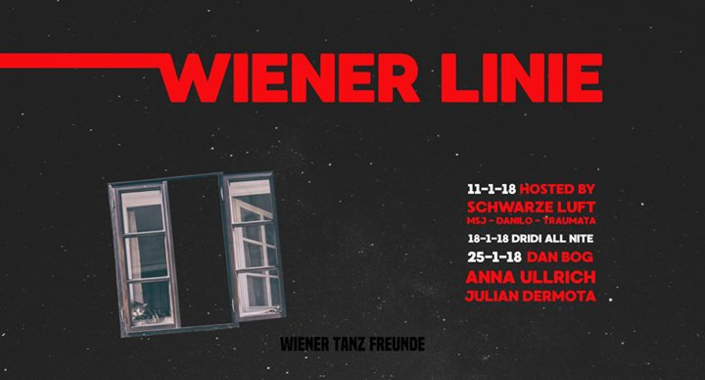Wiener Linie - Jänner Edition am 18.01.2018 @ U4