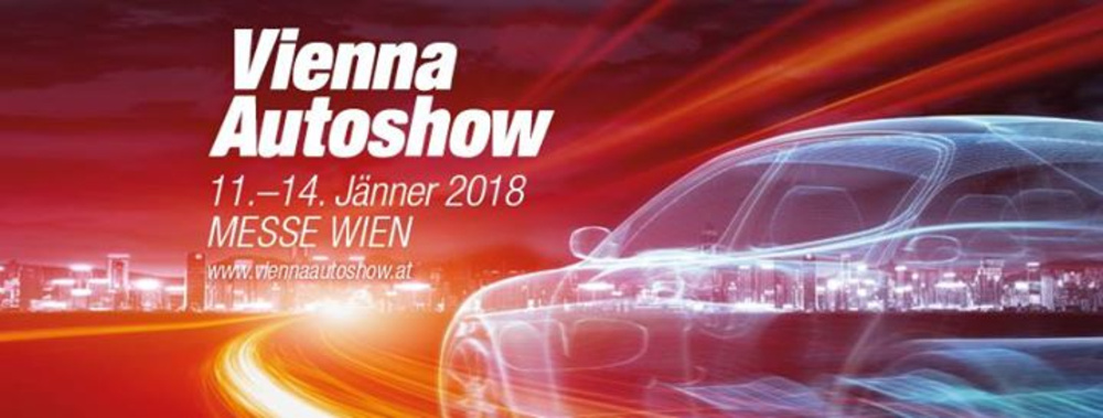 Vienna Autoshow 2018 am 11.01.2018 @ Messe Wien
