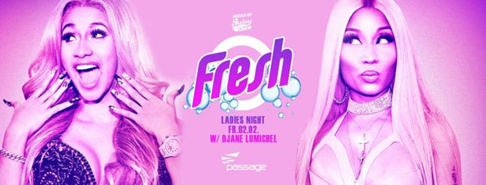 Fresh Fridays  am 02.02.2018 @ Passage