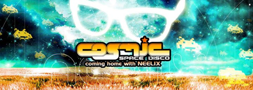 "COSMIC - ""Coming Home"" mit Neelix live am 20.04.2018 @ Wuk"