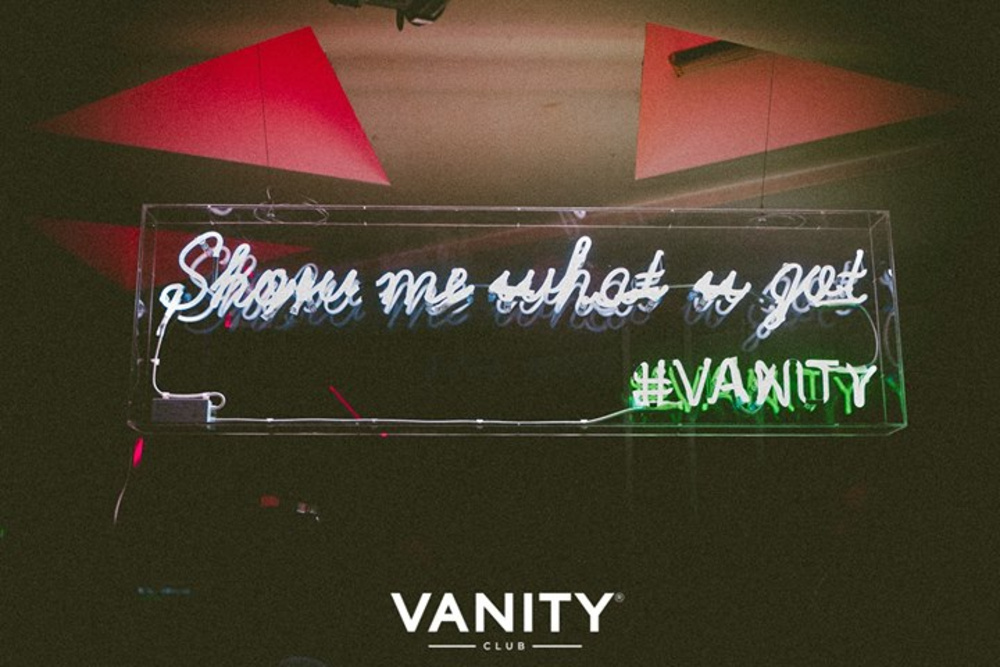 VANITY # Show me what u got am 03.03.2018 @ Passage